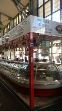 Boucherie Stéphane à Cagnes sur mer reste ouverte même pendant le coronavirus